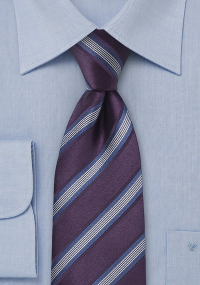 Wear light blue shirt with to tie What Colour