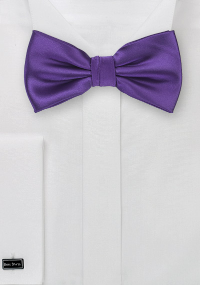 12ff671c5bdb Kids and Toddler Bow Tie in Purple | Bows-N-Ties.com