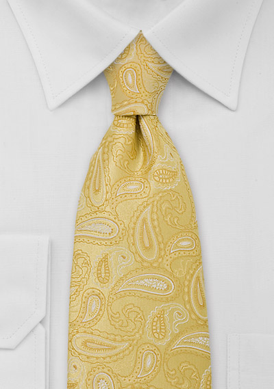 1f6d9d3b0edc Canary Yellow Wedding Ties | Ties Coordinating Canary Yellow | Bows ...