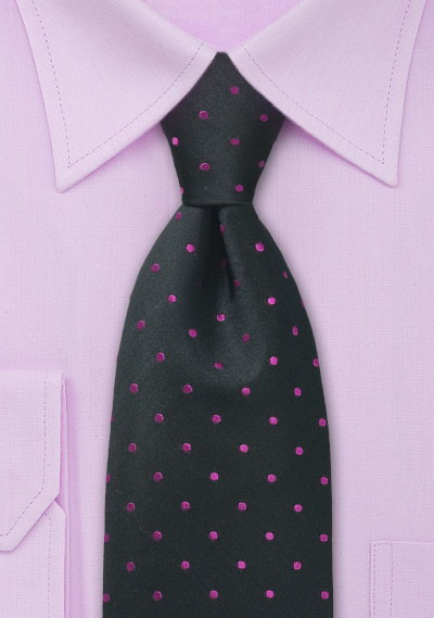 Pink Ties in Mens Winter Fashion? | Bows-N-Ties.com