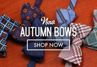 Autumn Bow Ties 2016