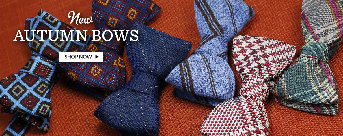 Autumn Bow Ties 2016 Desktop