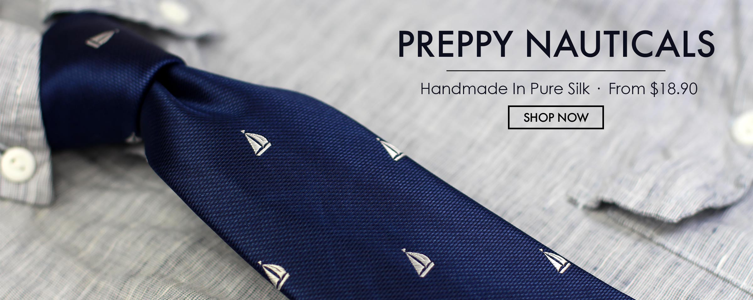 Nautical Ties