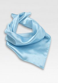 Powder Blue Womens Scarf