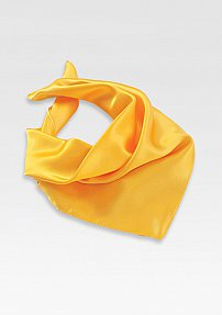 Sunflower Yellow Neck Scarf