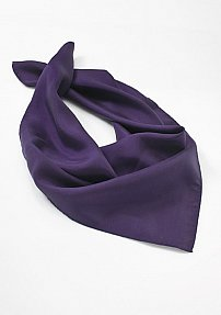 Plum Purple Womens Scarf