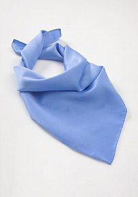 Solid Sky Blue Scarf