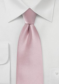 Summer Tie for Boys in Soft Pink