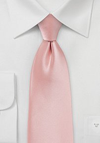 Summer Necktie in Candy Pink