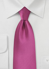 Men's Necktie in Violet Color