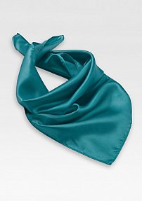 Solid Color Women's Scarf in Oasis