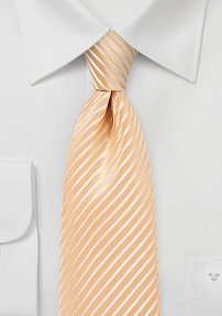 Peach Fuzz Colored Necktie