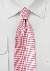 Summer Tie in Flamingo Pink
