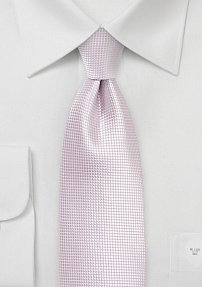 Summer Tie in Pink Mist