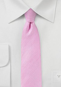 Begonia Colored Tie in Linen