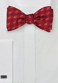 Silk Bow Tie for Pi Kappa Alpha
