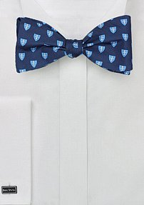Silk Designer Bow Tie for Sigma Chi
