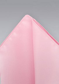 Solid Light Pink Handkerchief