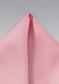 Designer Handkerchief in Vintage Blush
