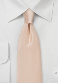 Nude Colored Necktie