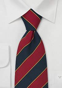 Repp Stripe Tie in Kids Size