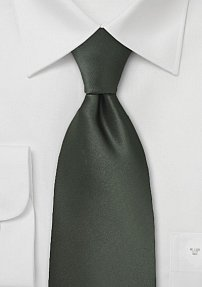 Dark Hunter-Green Mens Tie
