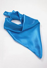 Neck Scarf for Women in Ice Blue