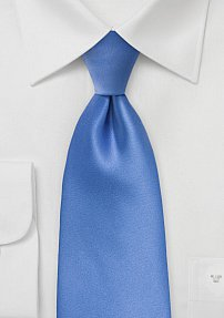 Men's Tie in Riviera Blue