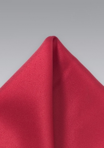 Bright Red Handkerchief