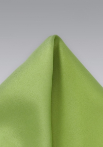 Apple Green Handkerchief