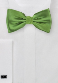 Clover Green Men's Bow Tie