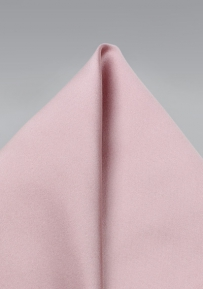 Soft Pink Hued Men's Pocket Square