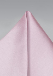 Soft Lilac Hued Pocket Square