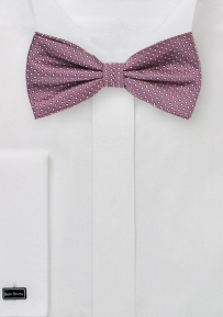 Pin Dot Bow Tie in Renaissance