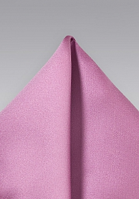 Pocket Square in Orchid