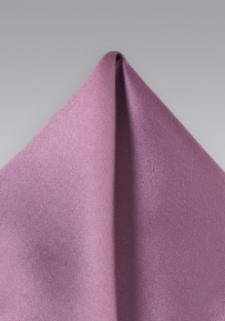 Pocket Square in Rose