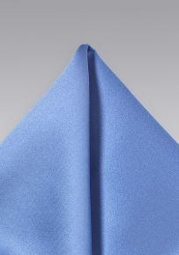 Pocket Square in Periwinkle