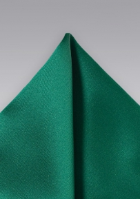 Artichoke Green Pocket Square