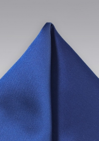 Pocket Square in Royal