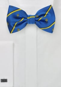 Crested Bow Tie for Alpha Epsilon Pi
