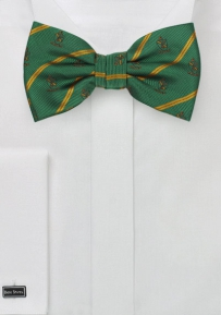 Repp Striped Bow Tie for Alpha Gamma Rho