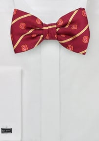Striped Bow Tie for Kappa Alpha