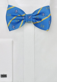 Sigma Chi Fraternity Bow Tie