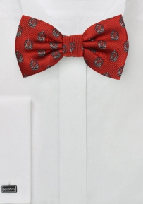 Coat of Arms Bow Tie for Tau Kappa Epsilon