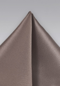 Latte Brown Handkerchief