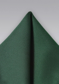Ultra Dark Green Handkerchief