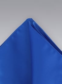 Royal Blue Handkerchief