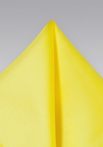 Bright Yellow Handkerchief