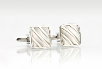 Mother of Pearl Cufflink Set