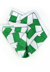 Pocket Square Nigerian Flag